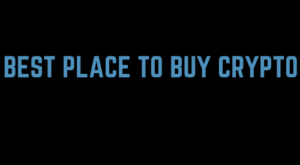 best place to buy crypto