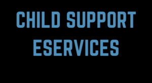 child support eservices