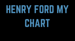 henry ford my chart