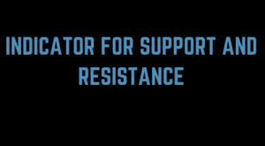 Indicator For Support And Resistance