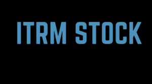 Itrm Stock