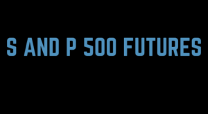 S And P 500 Futures